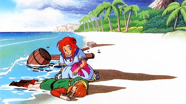 The Legend Of Zelda Links Awakening Freies Feld