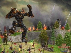 Age of Mythology: The Titans Expansion (2002)